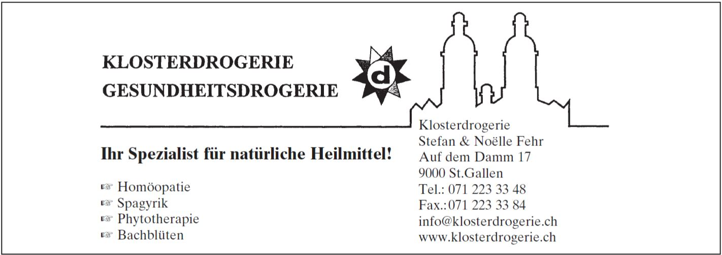 Klosterdrogerie