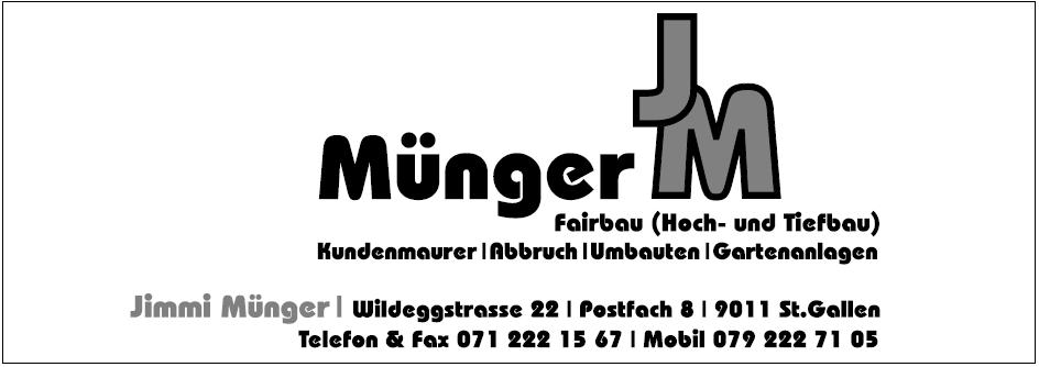 münger